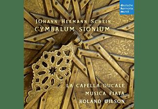 Musica Fiata - Johann Hermann Schein: Cymbalum Sionium  - (CD)
