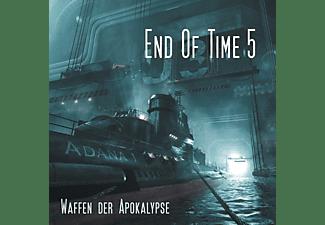 Oliver Doering - End Of Time 5 : Waffen Der Apokalypse  - (CD)