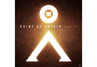 VARIOUS - Point Of Origin Vol.1  - (CD)