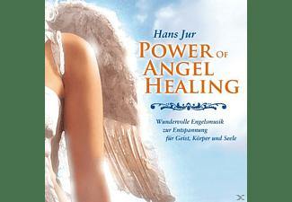 Hans Jur - The Power Of Angel Healing  - (CD)