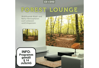 VARIOUS - Forest Lounge (Cd+Dvd)  - (CD + DVD Video)