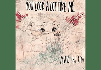 Mal Blum - You Look A Lot Like Me  - (CD)