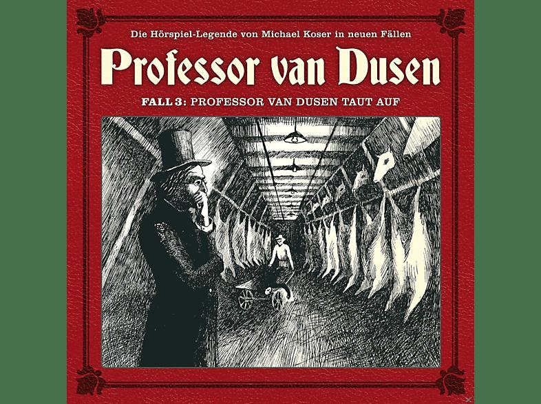 Professor Van Dusen;Koser Michael - 03: Professor van Dusen taut auf - Neue Fälle - (CD)