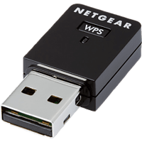 USB Adapter NETGEAR WNA3100M-100PES RangeMax Wireless-N