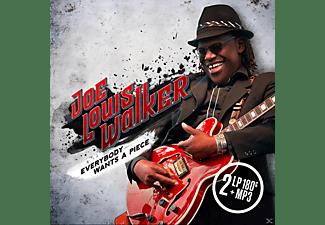 Joe Louis Walker - Every Wants A Piece (2lp 180 Gr.+Mp3)  - (Vinyl)