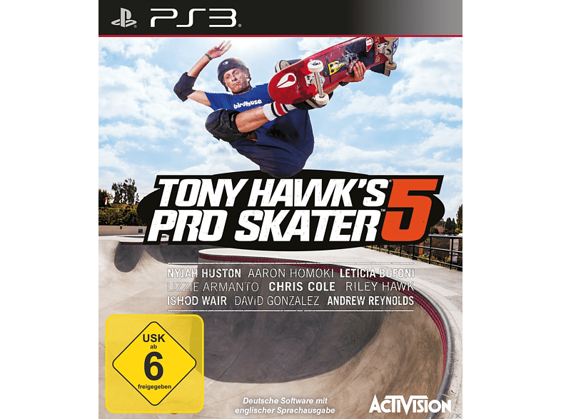 Tony Hawk's Pro Skater 5 [PlayStation 3]