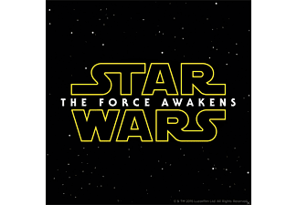 VARIOUS ARTISTS/ORIGINAL SOUNDTRACK - Star Wars: The Force Awakens (Deluxe Edt.)  - (CD)