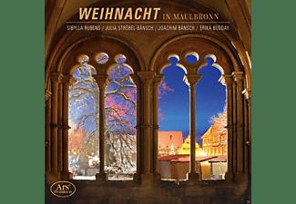 Sibylla Rubens, Julia Ströbel-Bänsch, Joachim Bänsch, Erika Budday Budday - Weihnacht In Maulbronn  - (CD)
