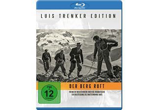Luis Trenker Edition - Der Berg ruft (HD-Restastered) Blu-ray
