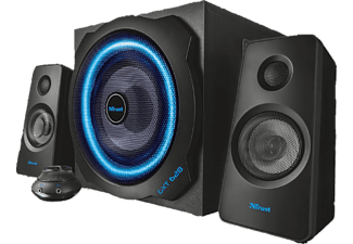 TRUST Lautsprechersystem GXT 628 2.1 Illuminated Speaker Set Limited Edition