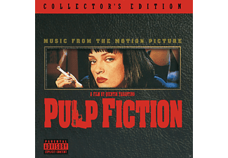 Pulp Fiction (Collector's Edition) | CD