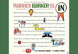Warren Orchestra Barker - Pop & Tv Themes Go Jazz  - (CD)