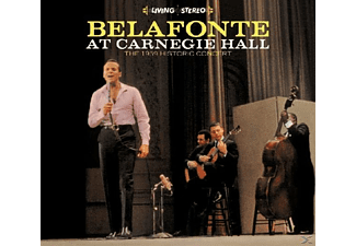 Harry Belafonte - At Carnegie Hall 1959  - (CD)