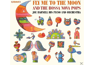 Joe & Orchestra Harnell - Fly Me To The Moon  - (CD)