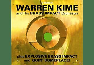Warren Kime - Warren Kime & His Brass Impackt Orchestra  - (CD)
