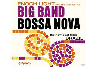 Enoch & Orchestra Light - Big Band Bossa Nova  - (CD)