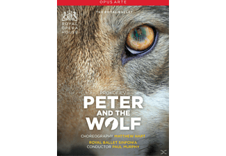 Paul / Royal Ballet Sinfonia Murphy - Peter And The Wolf  - (DVD)