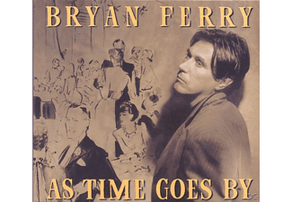 Bryan Ferry - AS TIME GOES BY [CD]