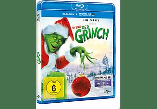 Der Grinch, Weihnachten Blu-ray