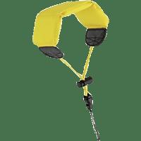 S+M digiGO Schwimm /Handgurt für ACTIONCAMS, Schwimmtragegurt, Gelb, passend für GoPro im Standardgehäuse (M40)