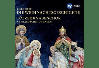 Tölzer Knabenchor - Die Weihnachtsgeschichte  - (CD)