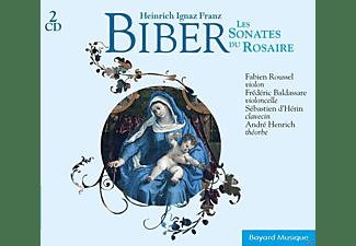 VARIOUS - Sonates Du Rosaire  - (CD)