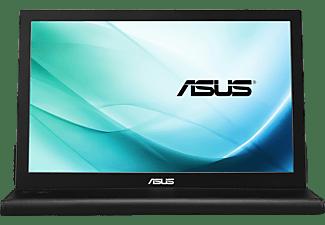 ASUS MB169B+ 15,6 Zoll Full-HD Monitor (14 ms Reaktionszeit, 60 Hz)