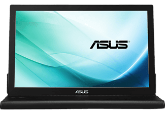 ASUS MB169B+  Full-HD Monitor (14 ms Reaktionszeit, 60 Hz)