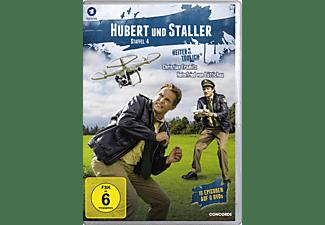 Hubert und Staller - Staffel 4 DVD