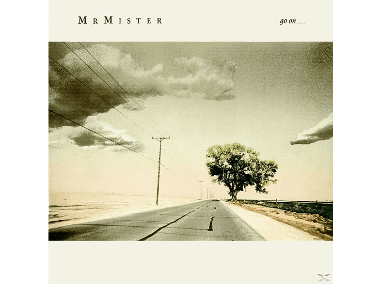 Mr. Mister - Go On...(Lim.Collector's Edition) [CD]