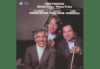 Vladimir Ashkenazy, Itzhak Perlman, Lynn Harrell, VARIOUS - Sämtliche Klaviertrios  - (CD)