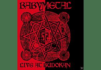 Babymetal - Live At Budokan:Red Night Apocalypse (Ltd Ed.)  - (CD + DVD Video)
