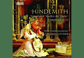 """Christoph Eschenbach - Symphonie """"mathis Der Maler""""  - (CD)"""