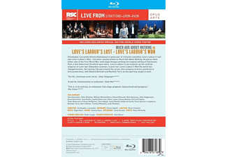 Love's Labour's Lost/Love's Labour's Won Blu-ray