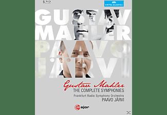 VARIOUS - Sämtliche Sinfonien  - (Blu-ray)