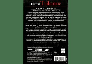 Daniil Trifonov - The Magics Of Music/Castelfranco Veneto Recital  - (DVD)