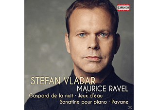 Stefan Vladar - Gaspard De La Nuit/Jeux D'eau/Pavane/+  - (CD)