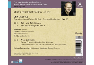 Doyle/Zazzo/Dijkstra - Der Messias  - (CD)
