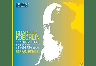 Schilli Stefan - Kammermusik Für Oboe Und Andere Instrumente  - (CD)