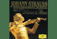 VARIOUS, Abbado/Böhm/Maazel/Karajan/WP - Walzer Und Polkas (Strauss-Edition) [CD]