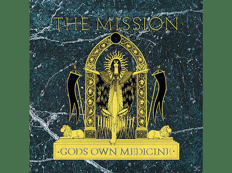 The Mission - GOD S OWN MEDICINE [CD]