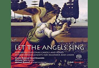 Petri/Bojesen/Danish National Vocal Ensemble - Let The Angels Sing  - (CD)