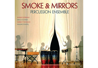 Smoke & Mirrors Percussion Ensemble - Smoke & Mirrors  - (Vinyl)