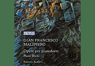 Sabrina Alberti - Klavierwerke  - (CD)