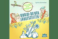 Professo Dur und die Notendetektive - Vivaldi: Die vier Jahreszeiten - (CD)