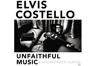 Elvis Costello - Unfaithful Music & Soundtrack Album  - (CD)
