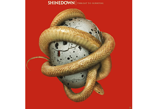 Shinedown - Threat To Survival  - (CD)