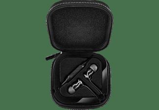 SENNHEISER MOMENTUM In-Ear i, In-ear Headset Schwarz/Chrome