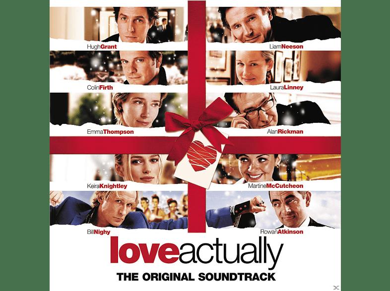 VARIOUS - Tatsächlich...Liebe (Love Actually) [CD]