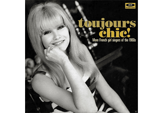 VARIOUS - Toujours Chic! More French Singers Of The 1960s  - (CD)